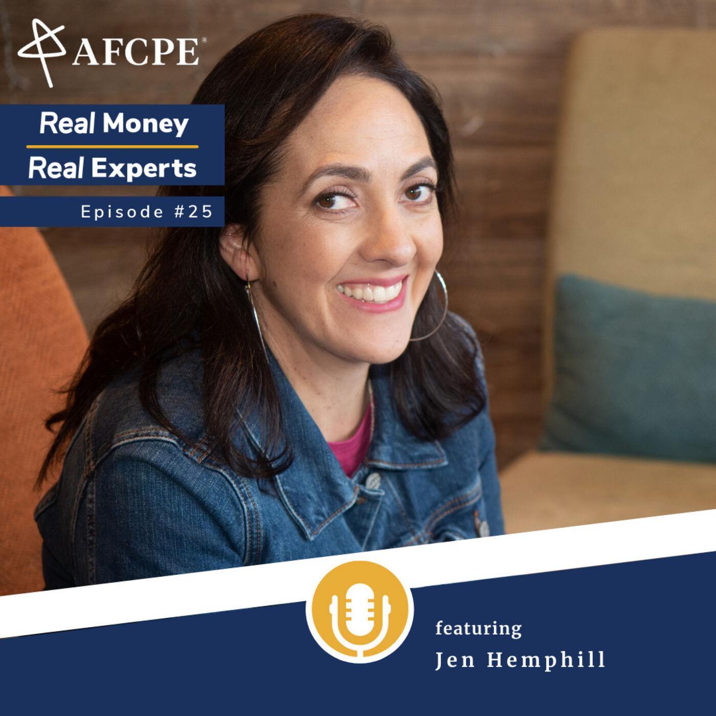 Jen Hemphill: Why Her Dinero Matters