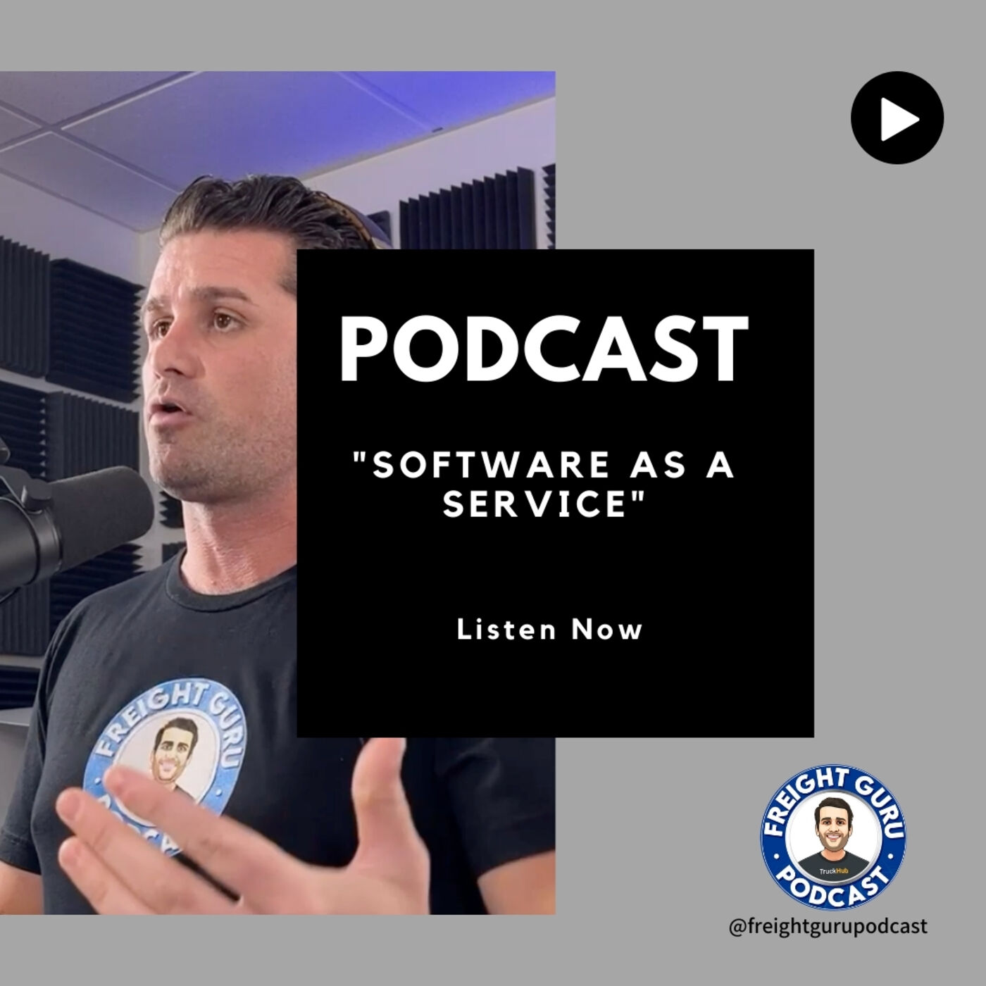 Software as a Service - Freight Guru Podcast Ep. 17