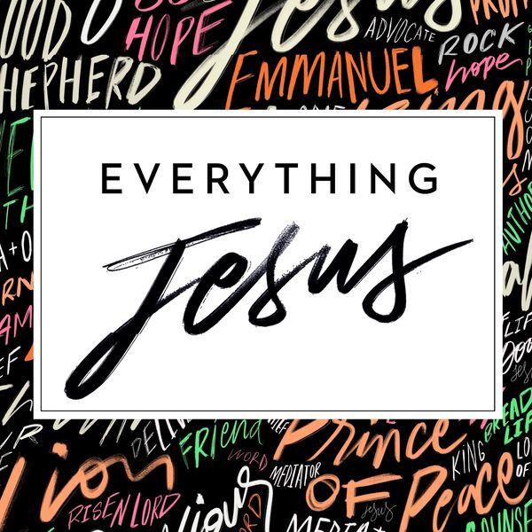 Everything Jesus Podcast Artwork Image