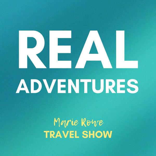 Real Life Travel & Adventure Holidays Podcast Artwork Image