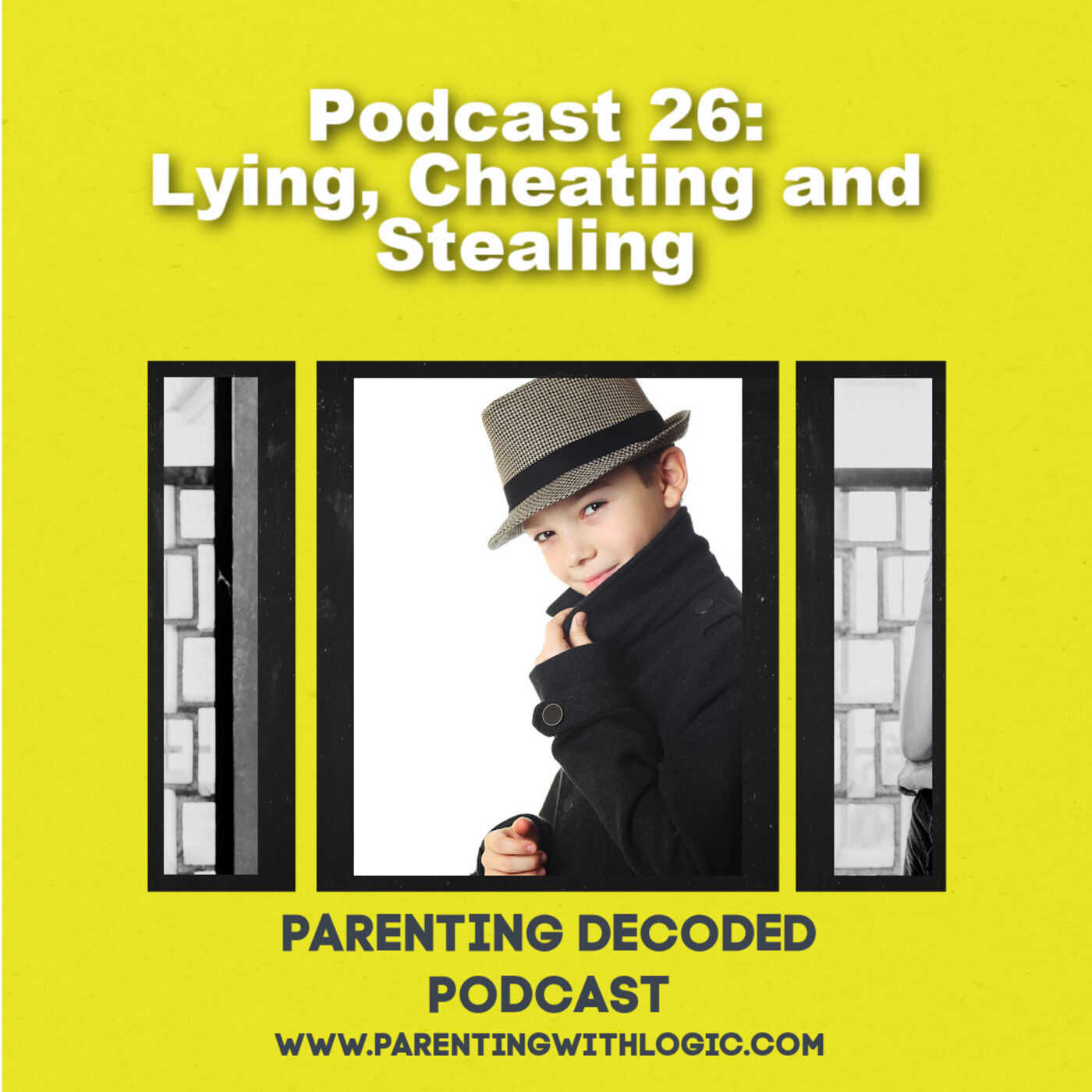 26 - Lying, Cheating and Stealing: What to do?