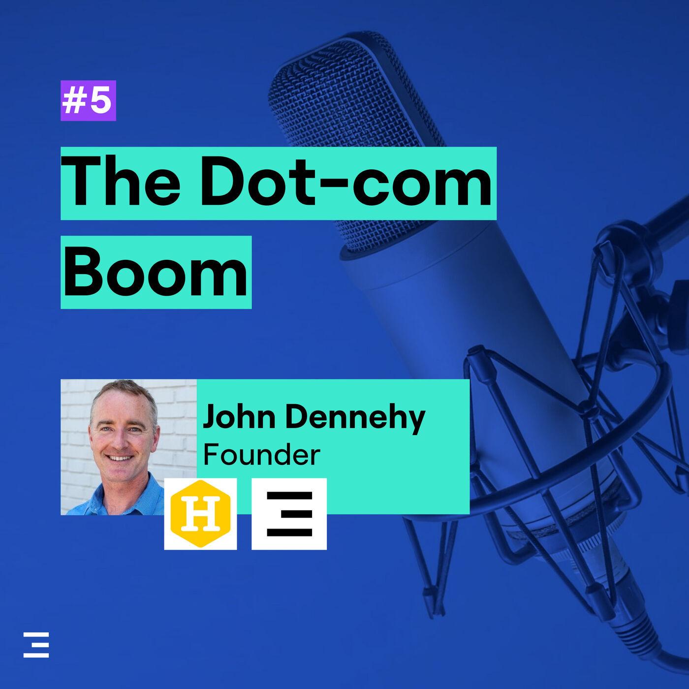 5. The Dot-com Boom