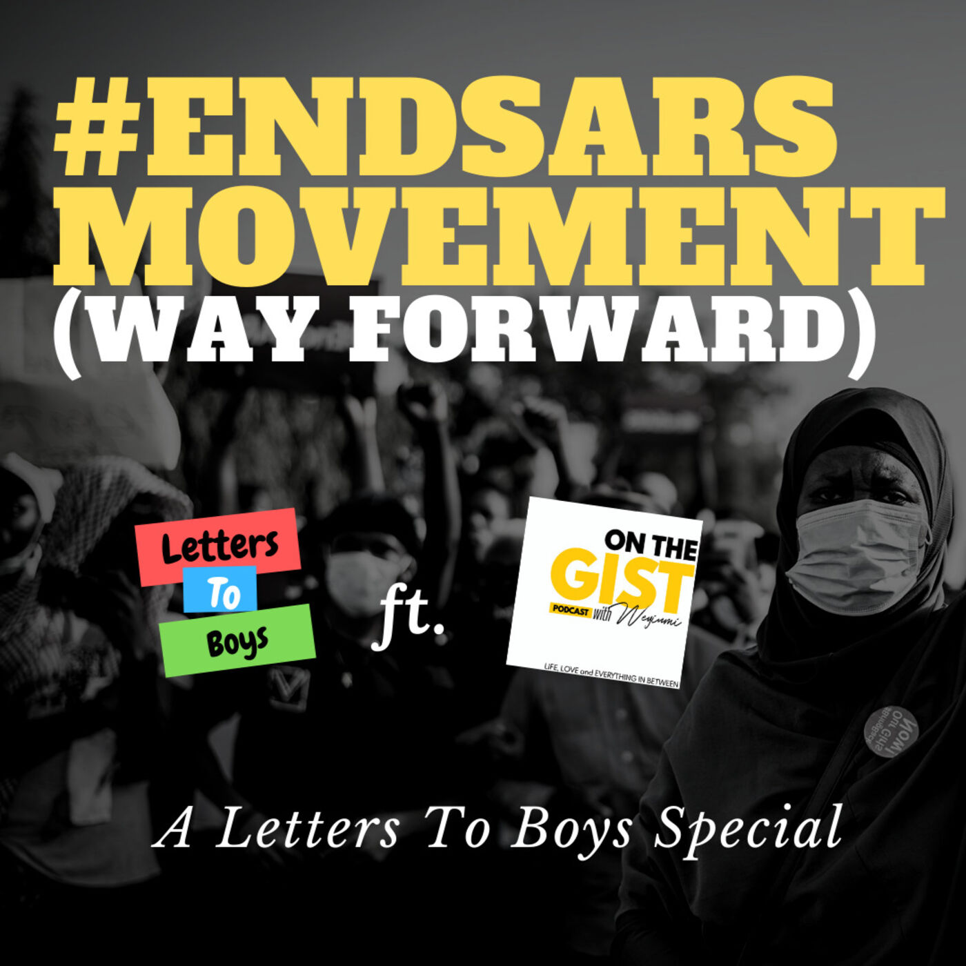 ENDSARS MOVEMENT: How I Survived 9 bullets from Sars | A Letters To Boys Special