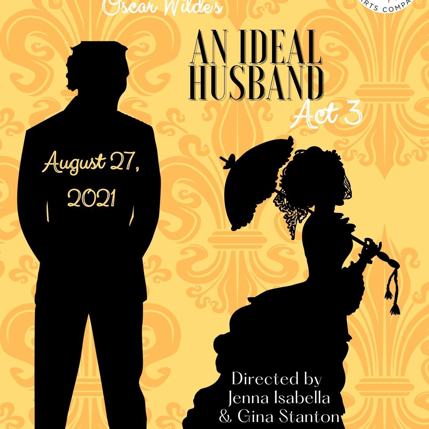 An Ideal Husband, Act 3