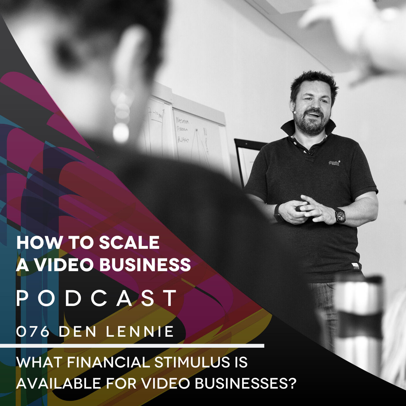 What financial stimulus is available for affected video businesses - Shorty EP #076