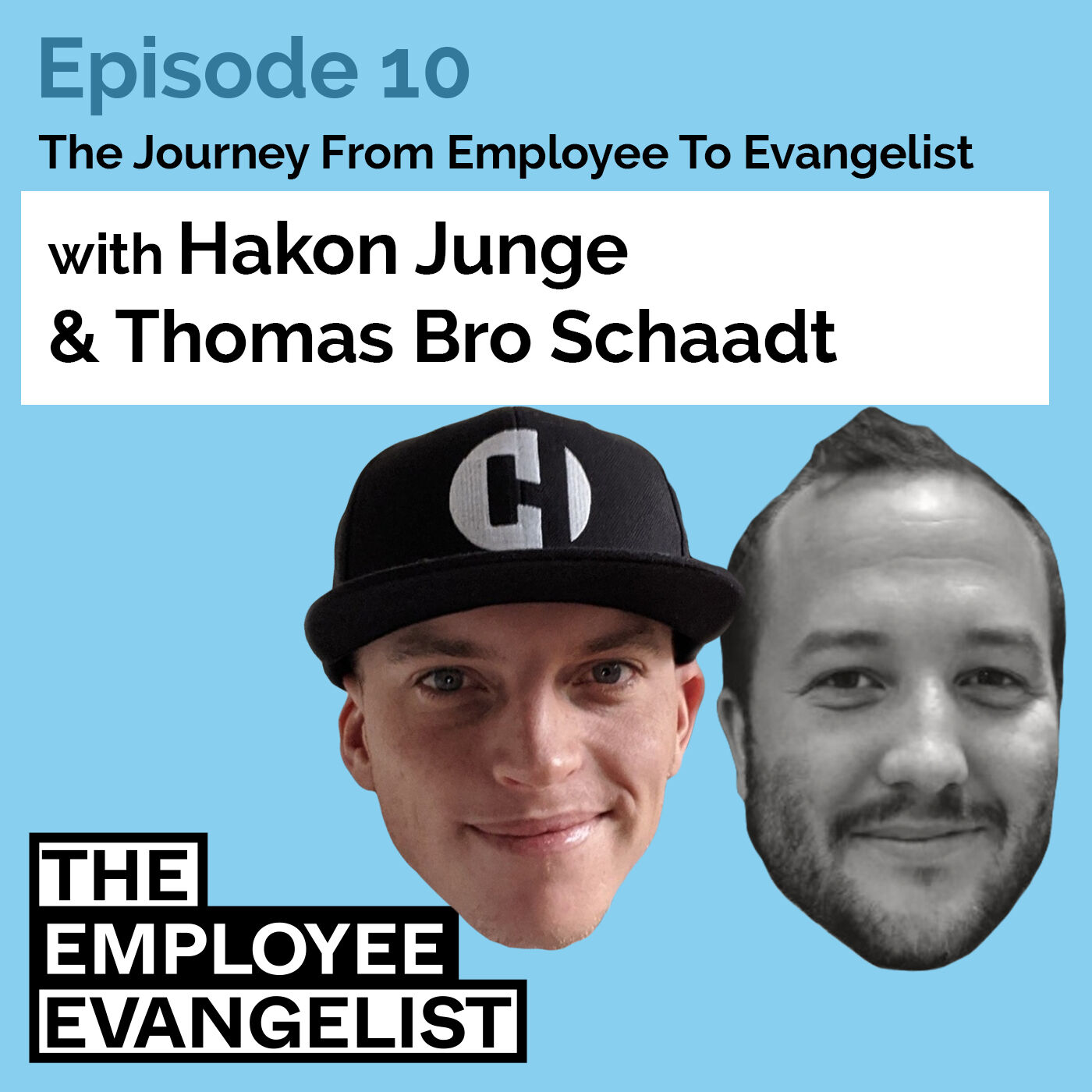 """Episode 10: """"A Few Practical Lessons On How to Start A Strong Personal Branding Journey"""" with Thomas Schaadt"""