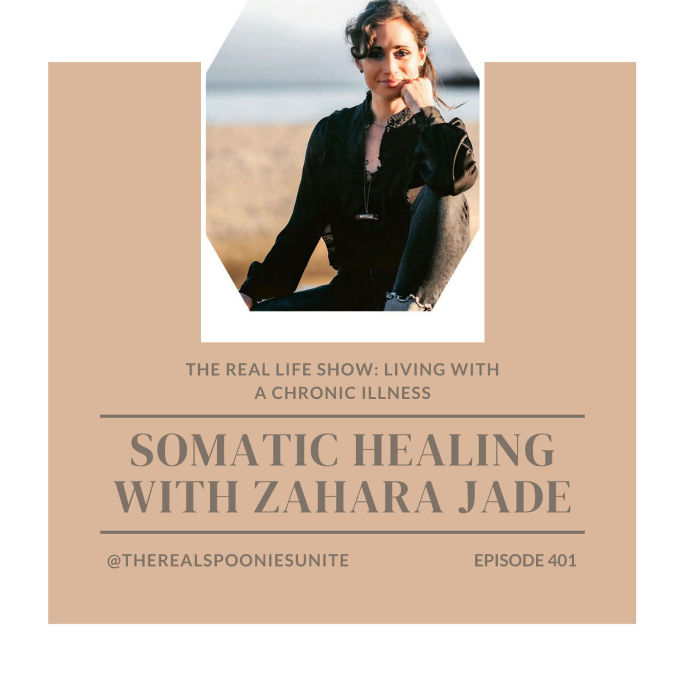 Somatic Healing with Zahara Jade