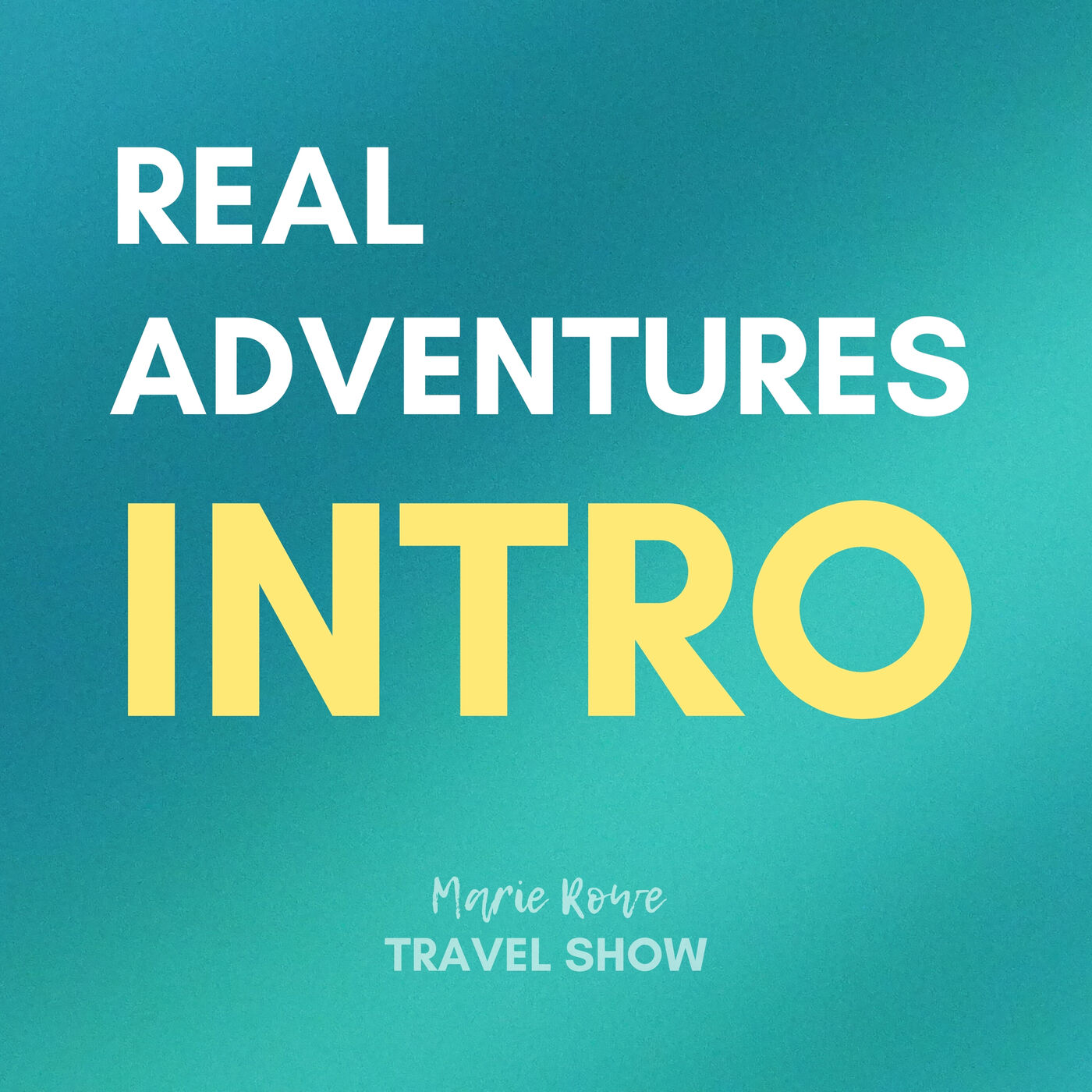 REAL ADVENTURES INTRO: WHAT LIES BEYOND THE BEACH?