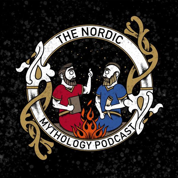 Nordic Mythology Podcast Podcast Artwork Image