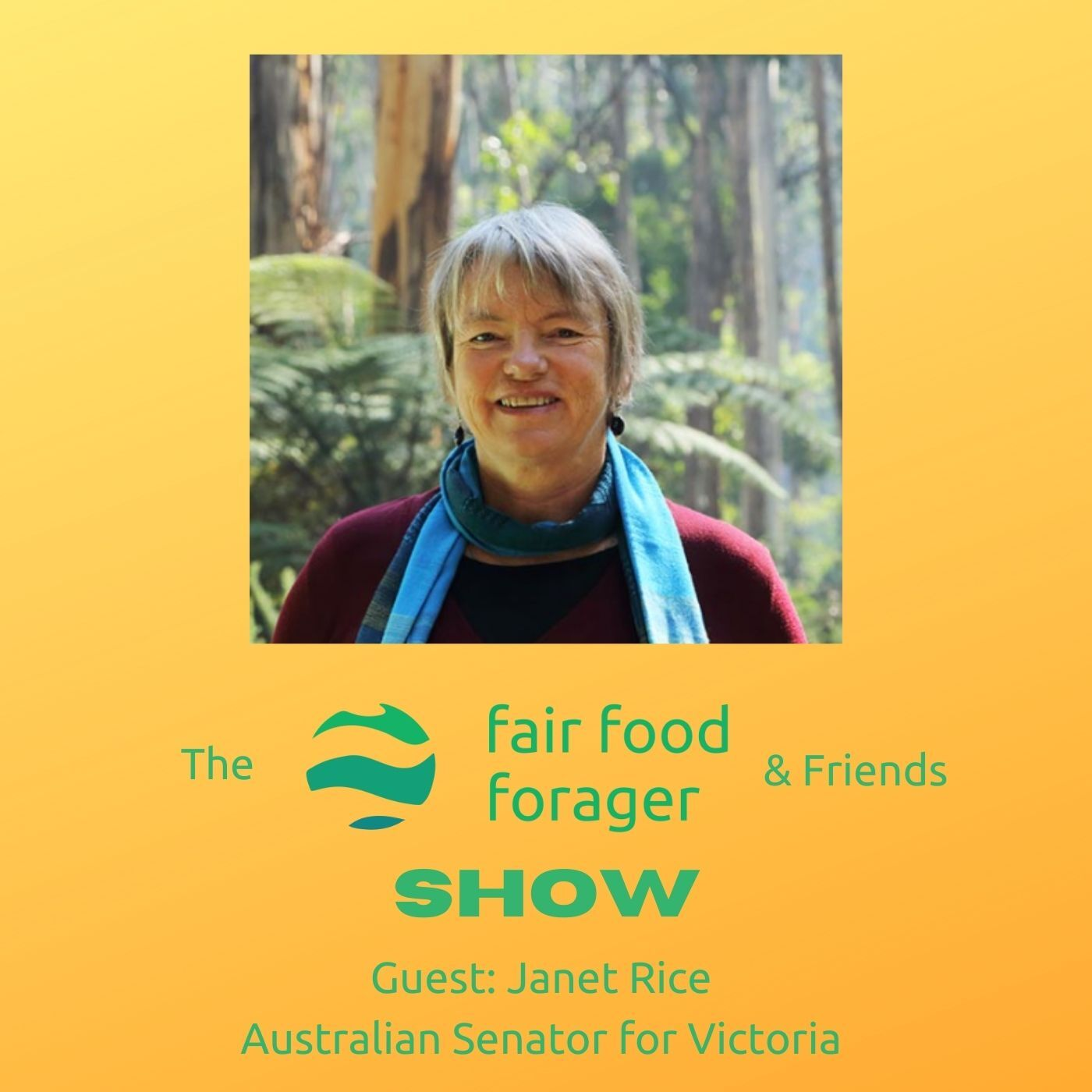 #20 Senator Janet Rice - The Australian Greens, climate change, cycling, nature and grief.