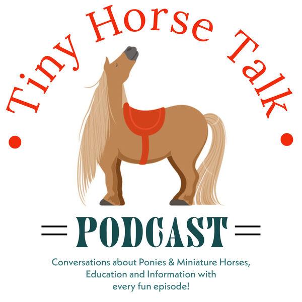 Tiny Horse Talk Podcast Artwork Image