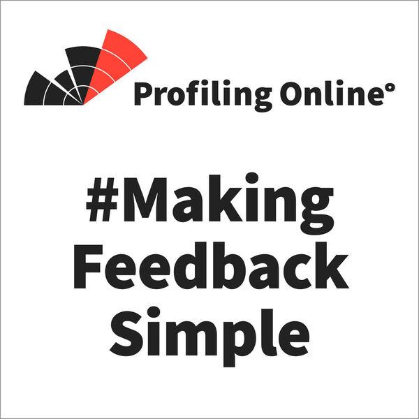 Making Feedback Simple Podcast Artwork Image