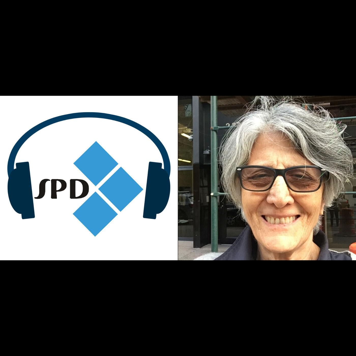 ATA SPD Podcast, Entrevista a Leticia Molinero