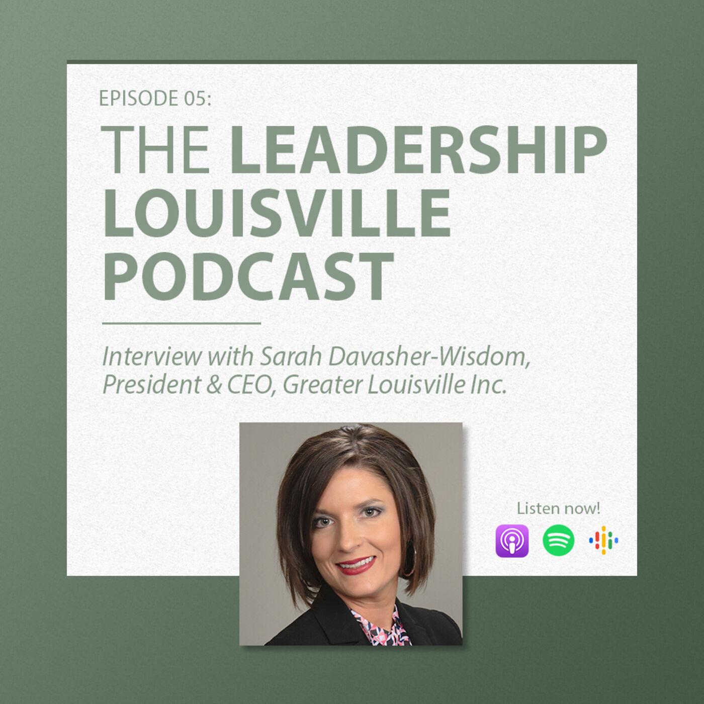 Sarah Davasher-Wisdom, President and CEO of GLI