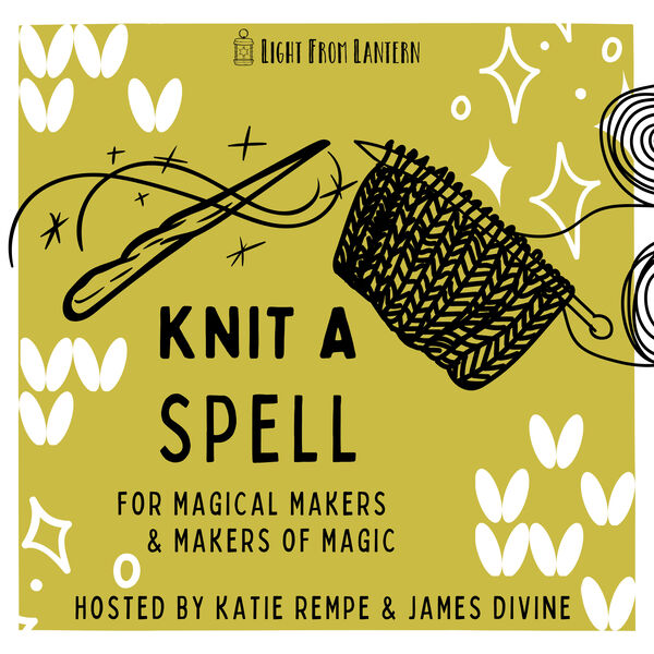 Knit A Spell Podcast Artwork Image