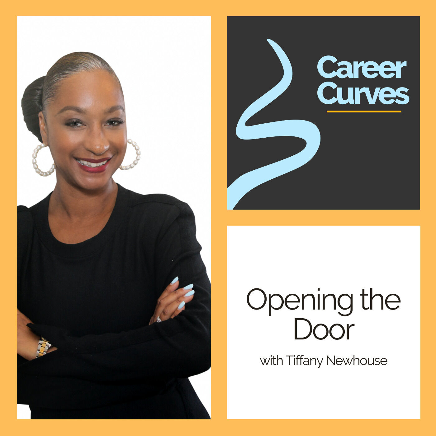 Opening the Door with Tiffany Newhouse