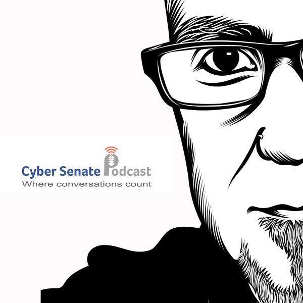 Cyber Senate Podcast Podcast Artwork Image
