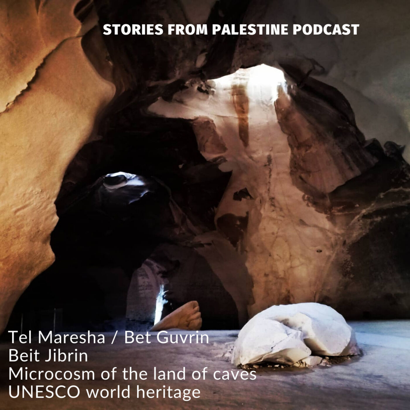 Summer shorts #2 Tel Maresha / Beit Jibrin : a microcosm of the land of caves
