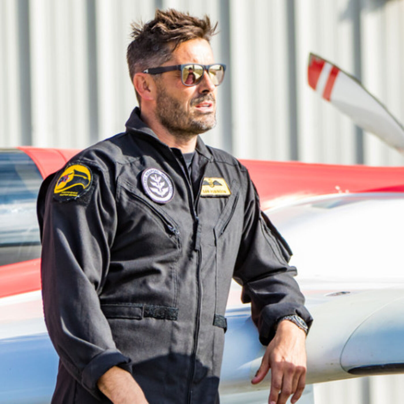 The Importance of Innovation in the Combat Pilot Community and Why Our Airspace May Be at Risk with Daniel Robinson