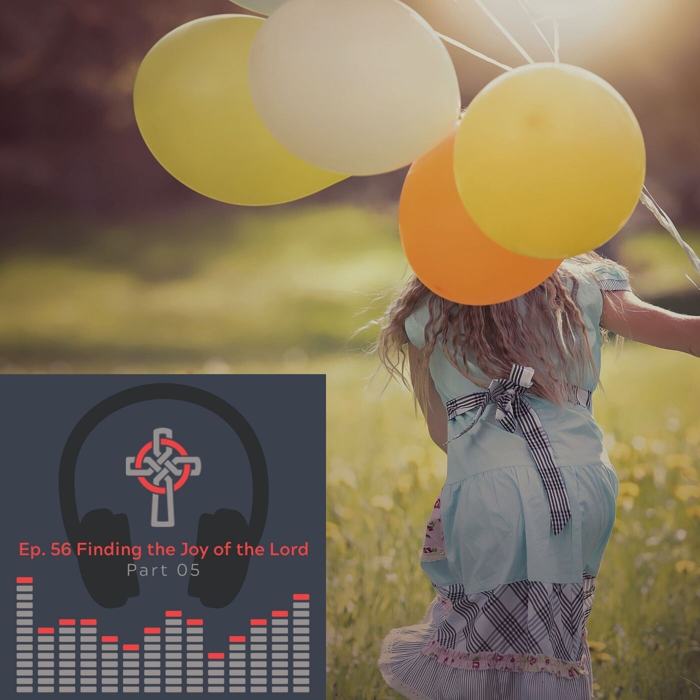 Episode 56 - Finding the Joy of the Lord in a Stress-filled World Part 05