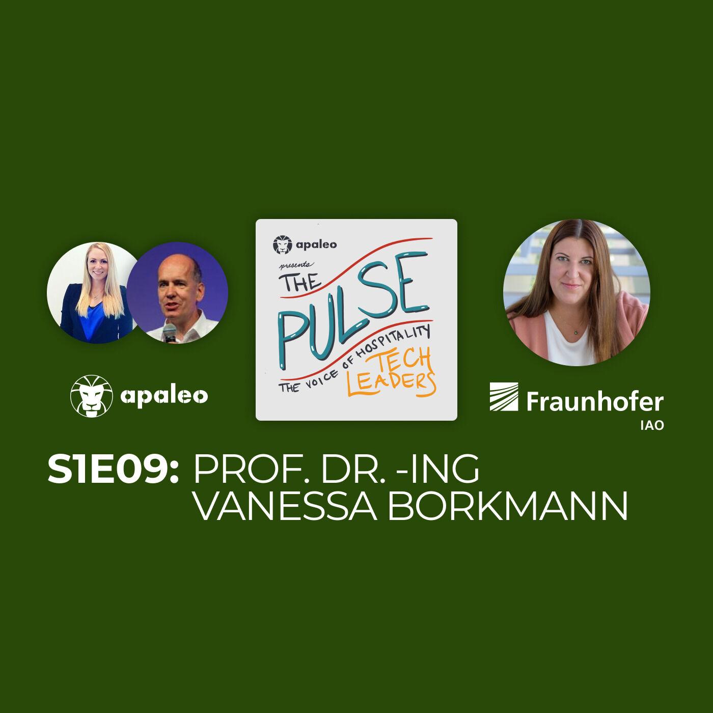 """The Future of Hospitality"" Fraunhofer IAO's Prof. Dr.-Ing. Vanessa Borkmann"