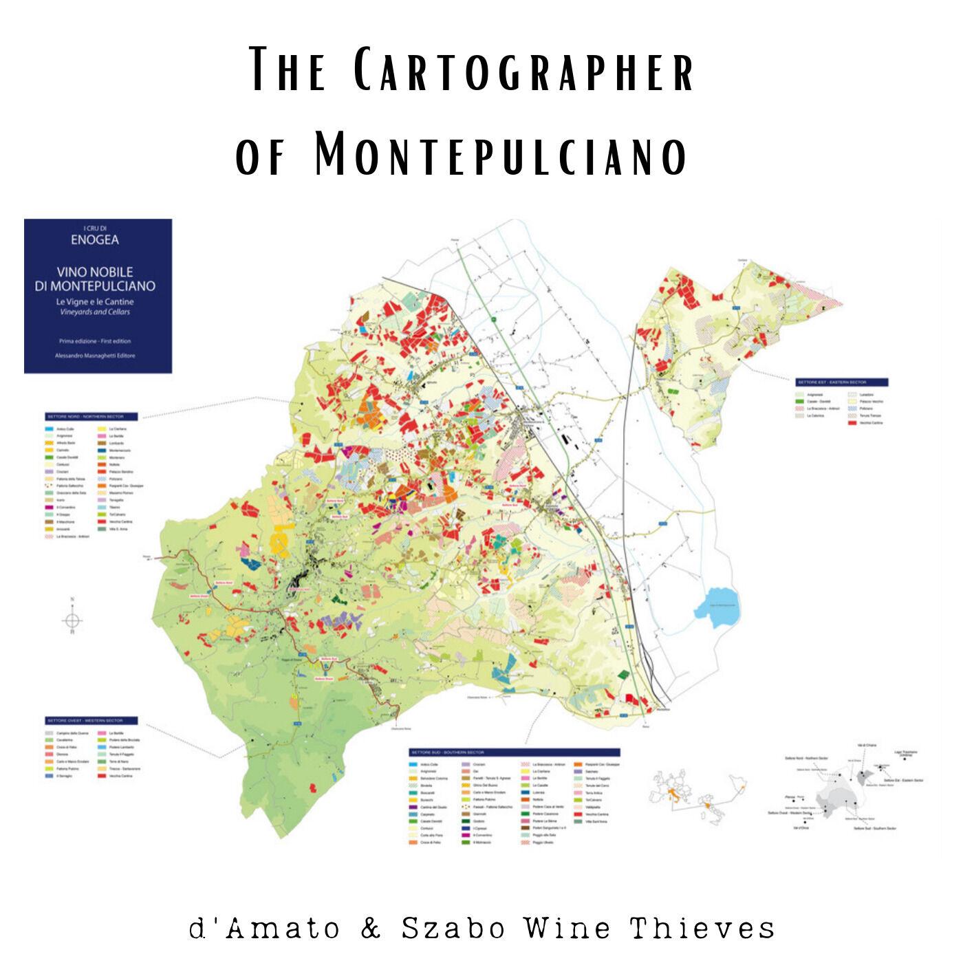The Cartographer of Montepulciano
