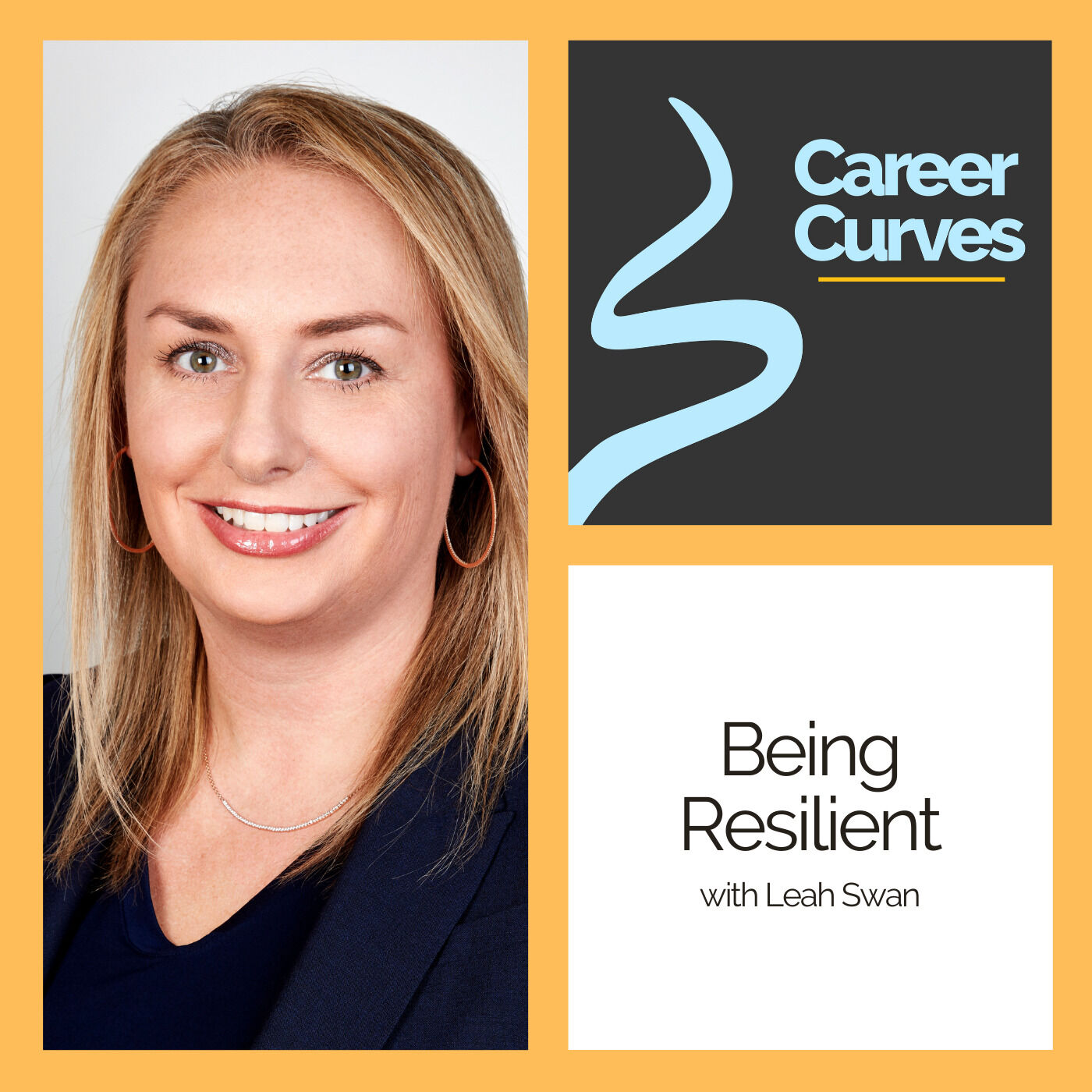 Being Resilient with Leah Swan