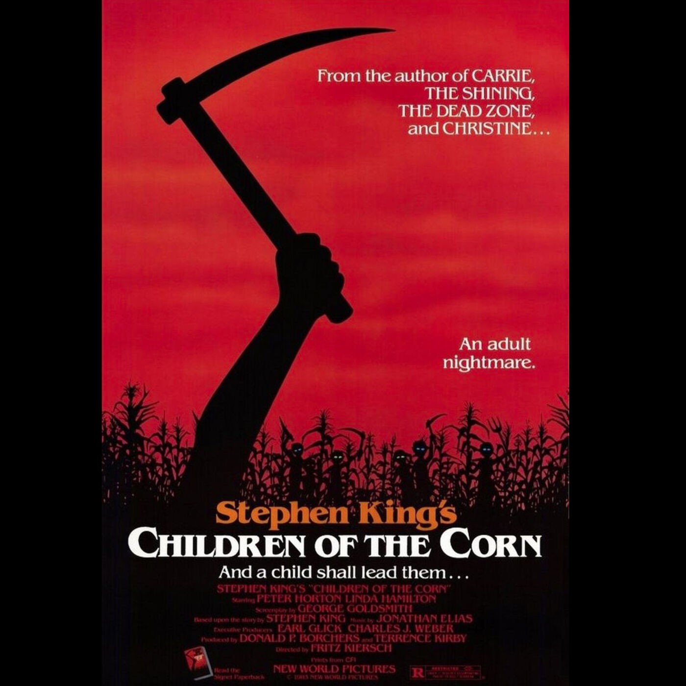 Season Finale: Children of the Corn / Tuff Turf