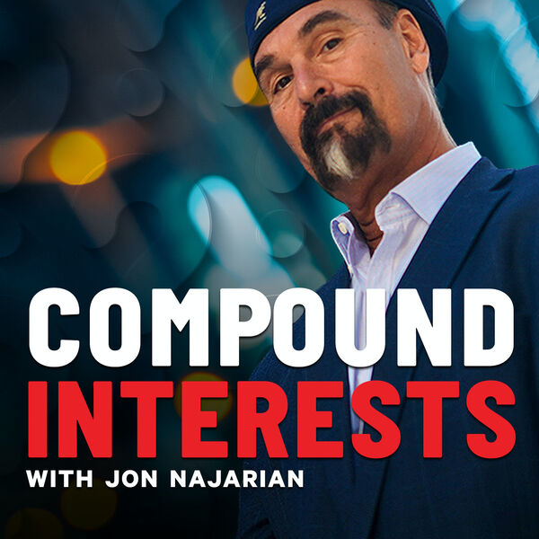 Compound Interests with Jon Najarian Podcast Artwork Image