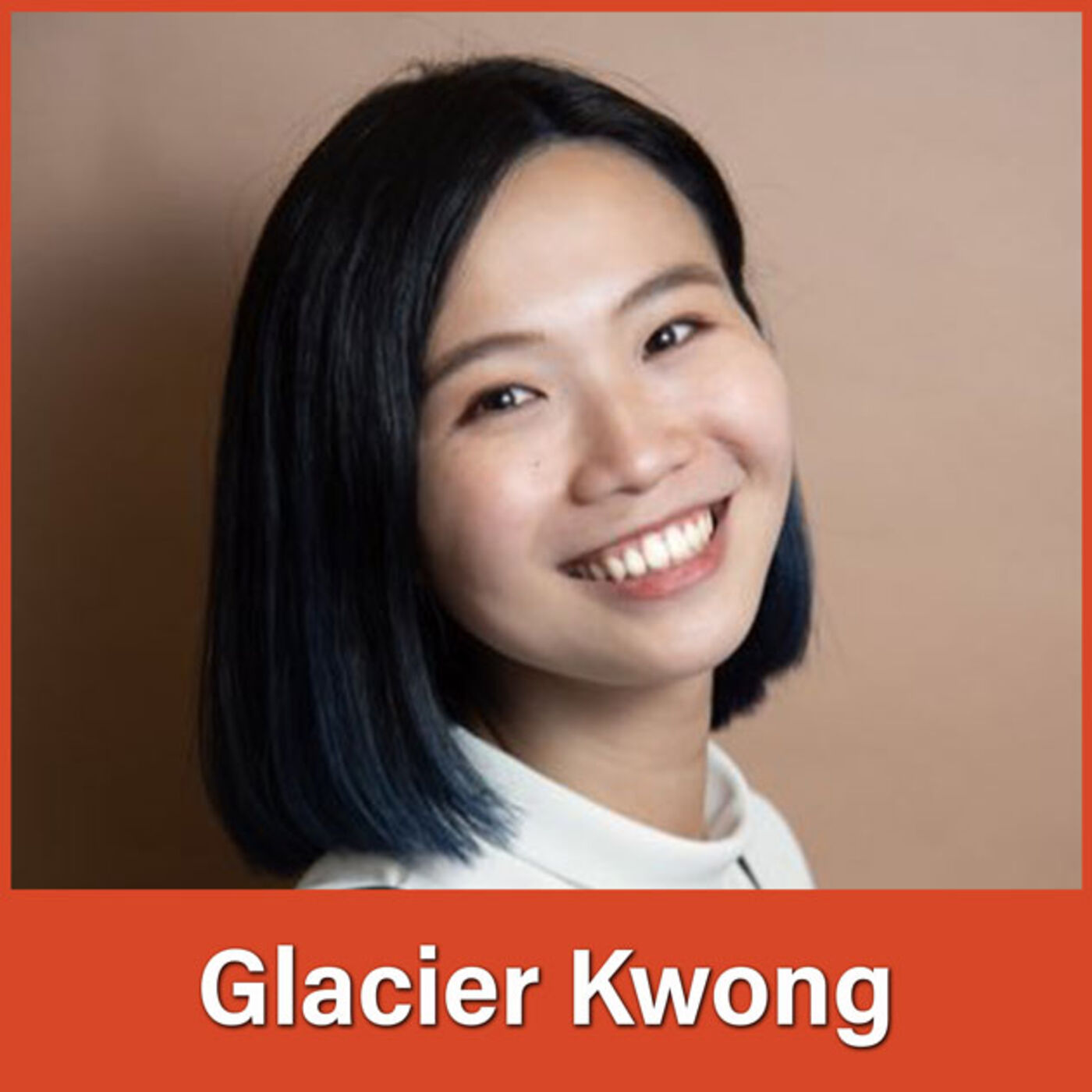 #38 Glacier Kwong: Self-care is an Act of Revolution