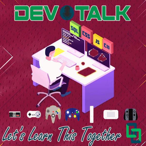 Dev Talk Podcast Artwork Image