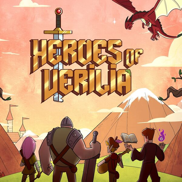 Heroes Of Verilia Podcast Artwork Image