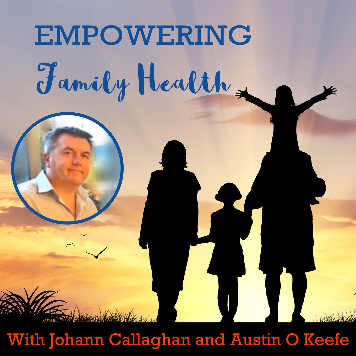 Ep#25 The Power of Medicinal Mushrooms for your Health with Austin O Keefe