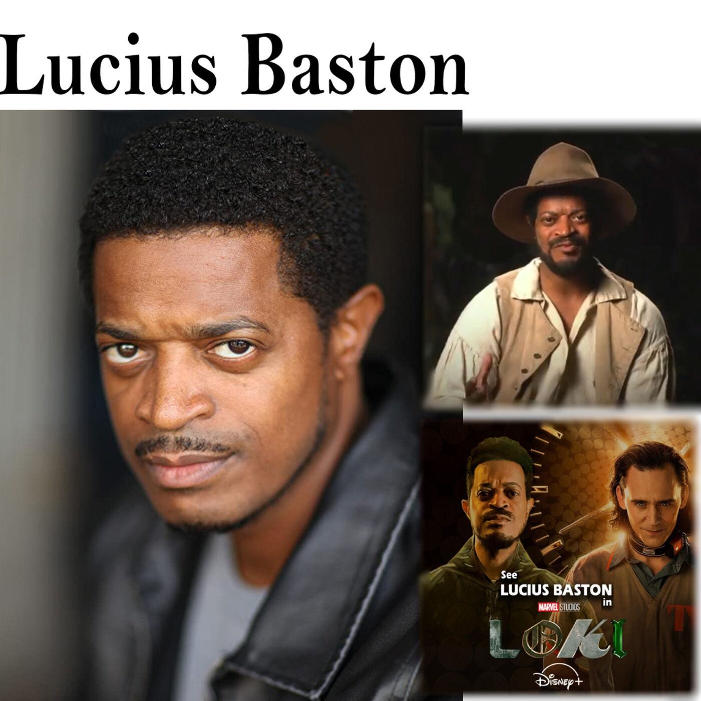 "Harvey Brownstone Interviews Star of ""The Underground Railroad"" and ""Loki"", Lucius Baston"