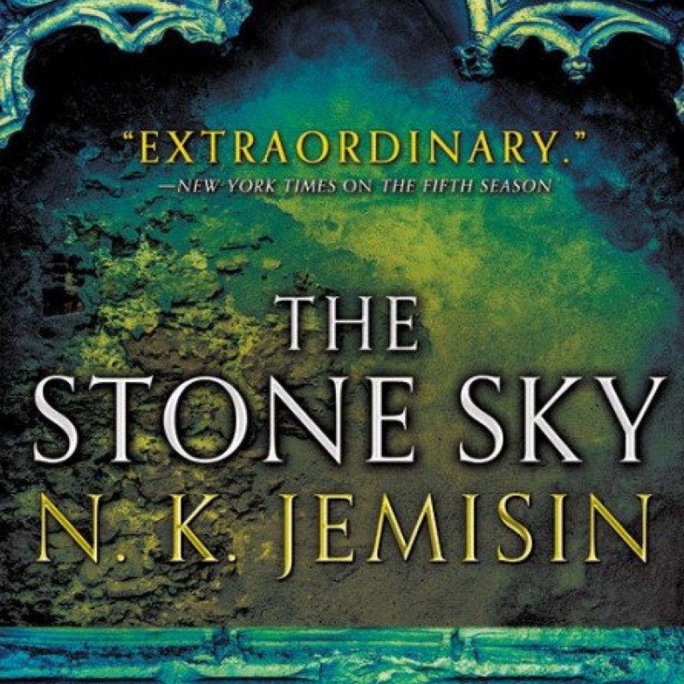 Book-Space! #7. The Stone Sky by N.K. Jemisin