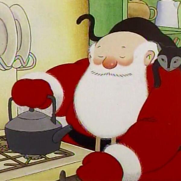 Arthur Christmas Santa.All Geeks Considered Podcast Santa Special 2017 The Year