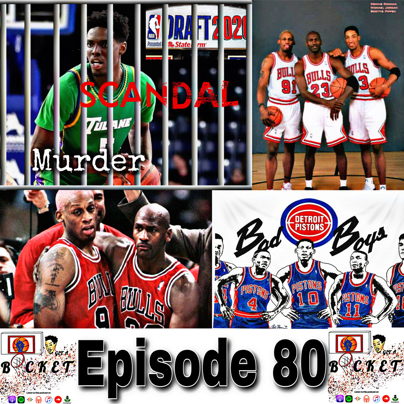 Episode 80: NBA Scandal
