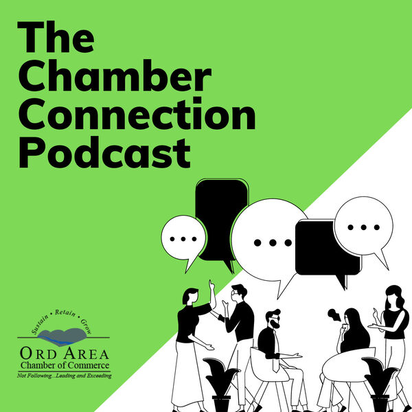 The Chamber Connection Podcast Podcast Artwork Image