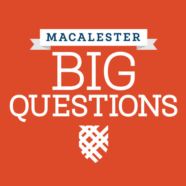 Macalester Big Questions Podcast Artwork Image