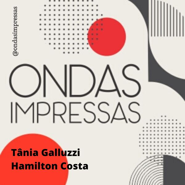 Ondas Impressas Podcast Artwork Image