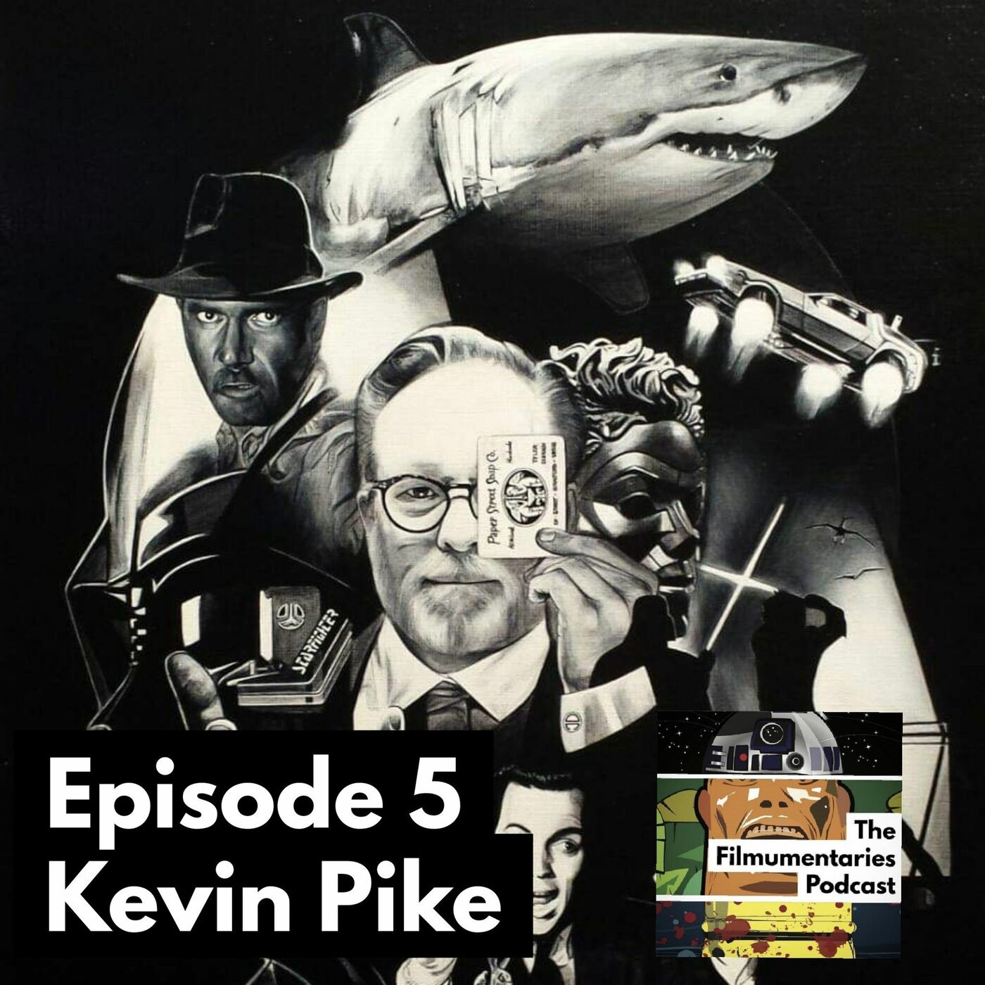 Kevin Pike - Special Effects Supervisor - JAWS, Return of the Jedi, Back to the Future