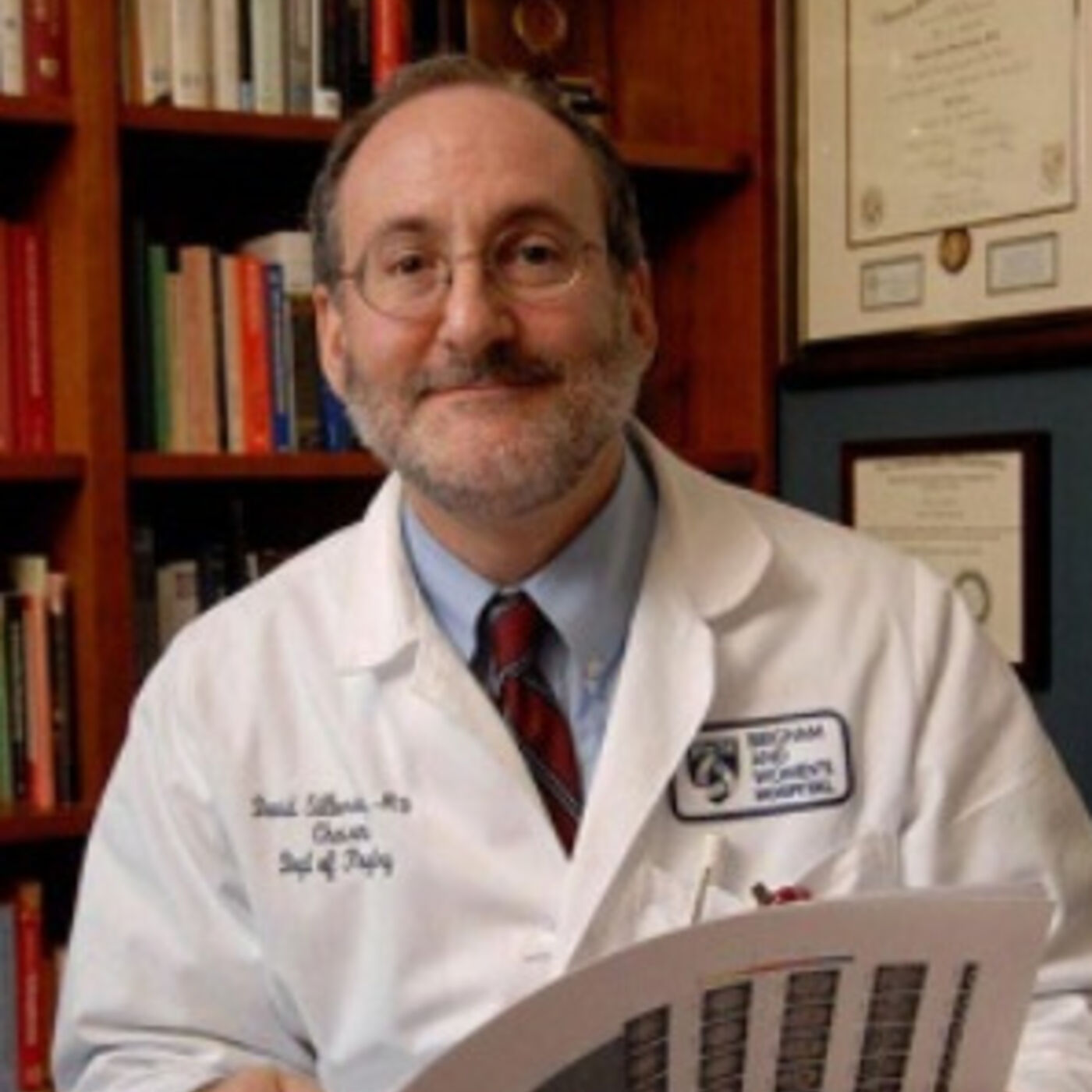 Dr. David Silbersweig '82: Mental Health in the Time of COVID-19