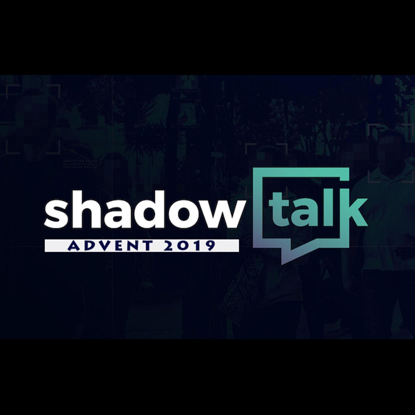 Shadow Talk (III): Embracing the Darkness