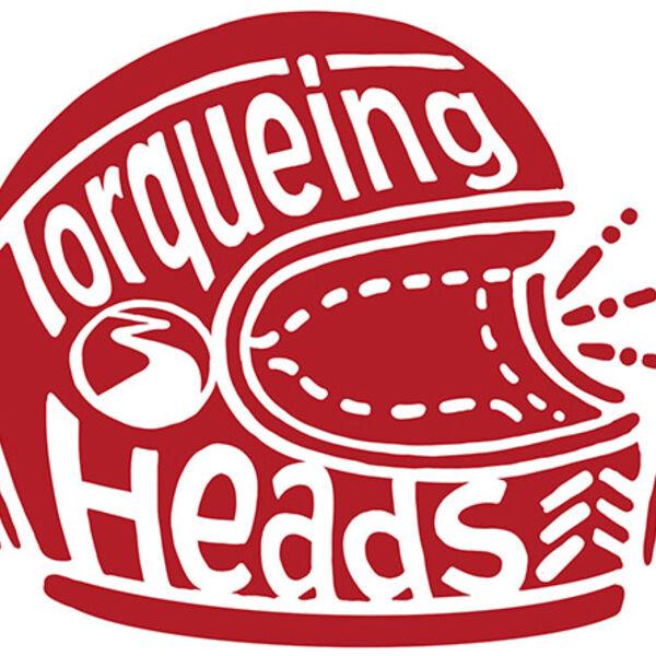 Torqueing Heads: Talking Motorbikes Podcast Artwork Image