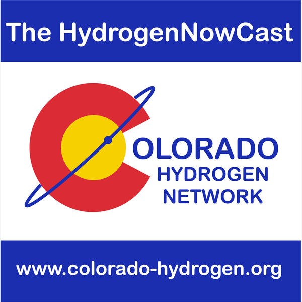 HydrogenNowCast Podcast Artwork Image