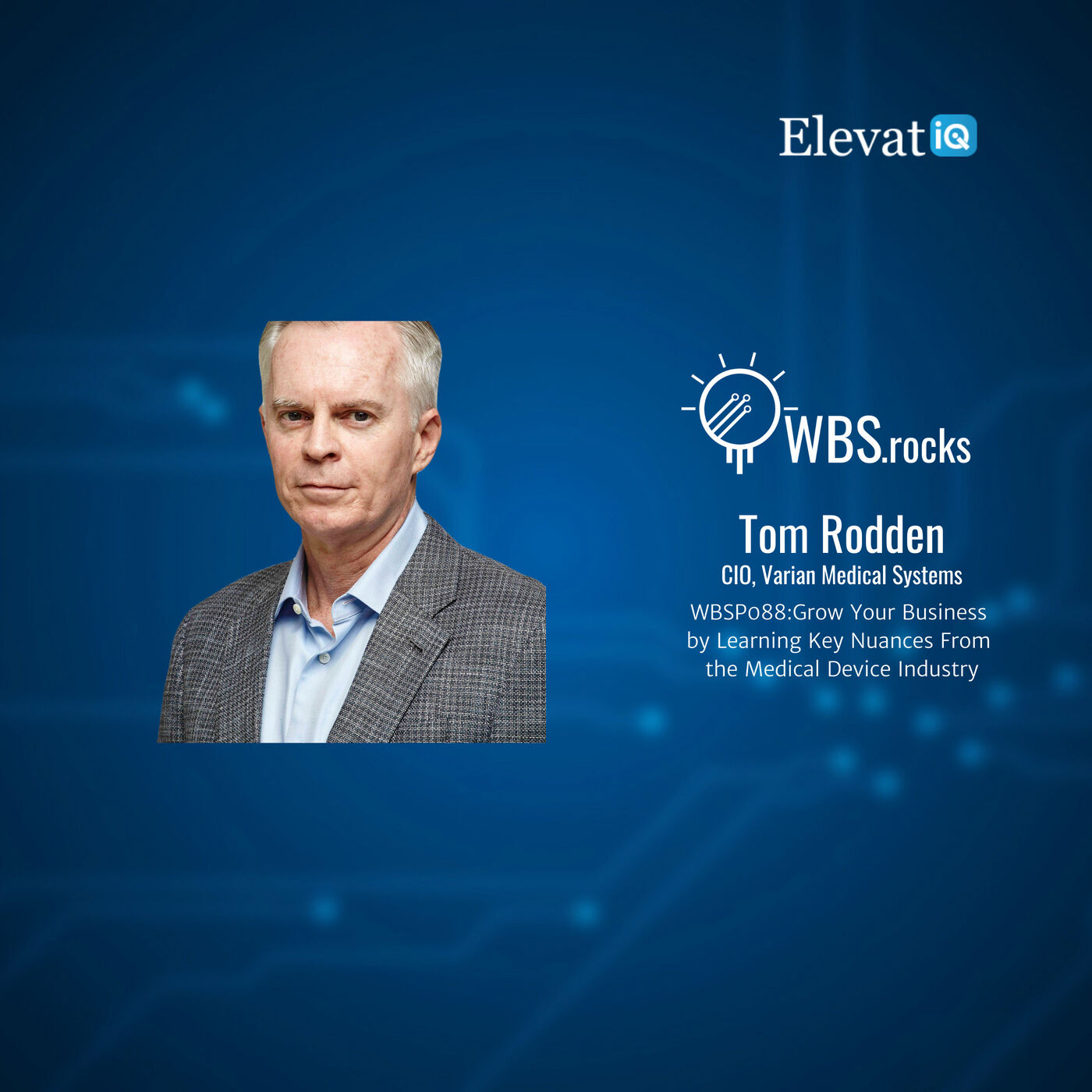 WBSP088:Grow Your Business by Learning Key Nuances From the Medical Device Industry w/ Tom Rodden