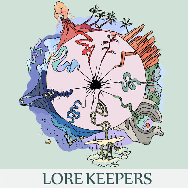 Lorekeepers - A Worldbuilding Podcast Podcast Artwork Image