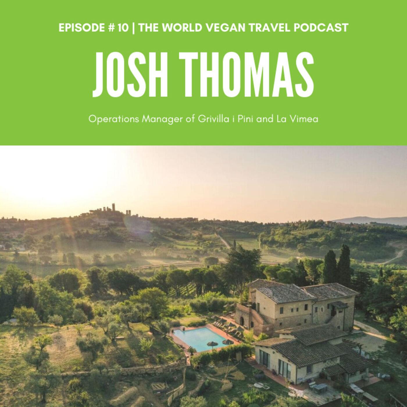 # 10 | Luxury Vegan Hotels in Italy | Josh Thomas