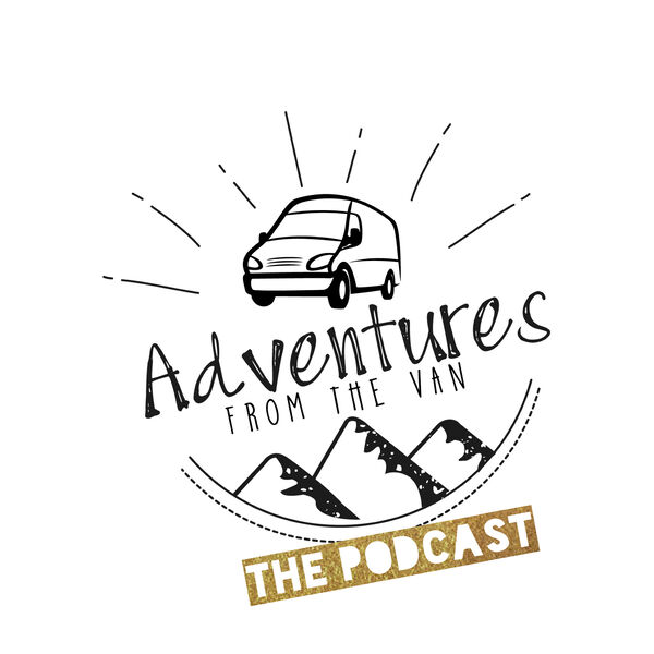 Adventures from the Van Podcast Artwork Image