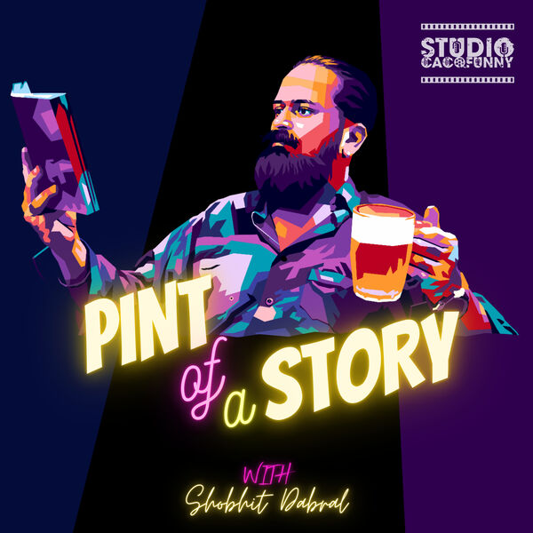 Pint of a Story Podcast Artwork Image